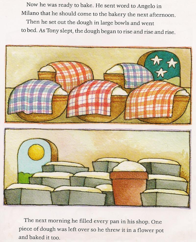 Tonys Bread